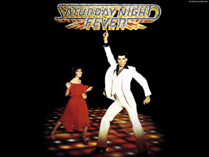 "Saturday Night Fever – ""Febre de Sábado à Noite"""