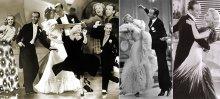 Pares de bailarinos famosos do cinema