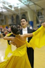 bailarinos quickstep